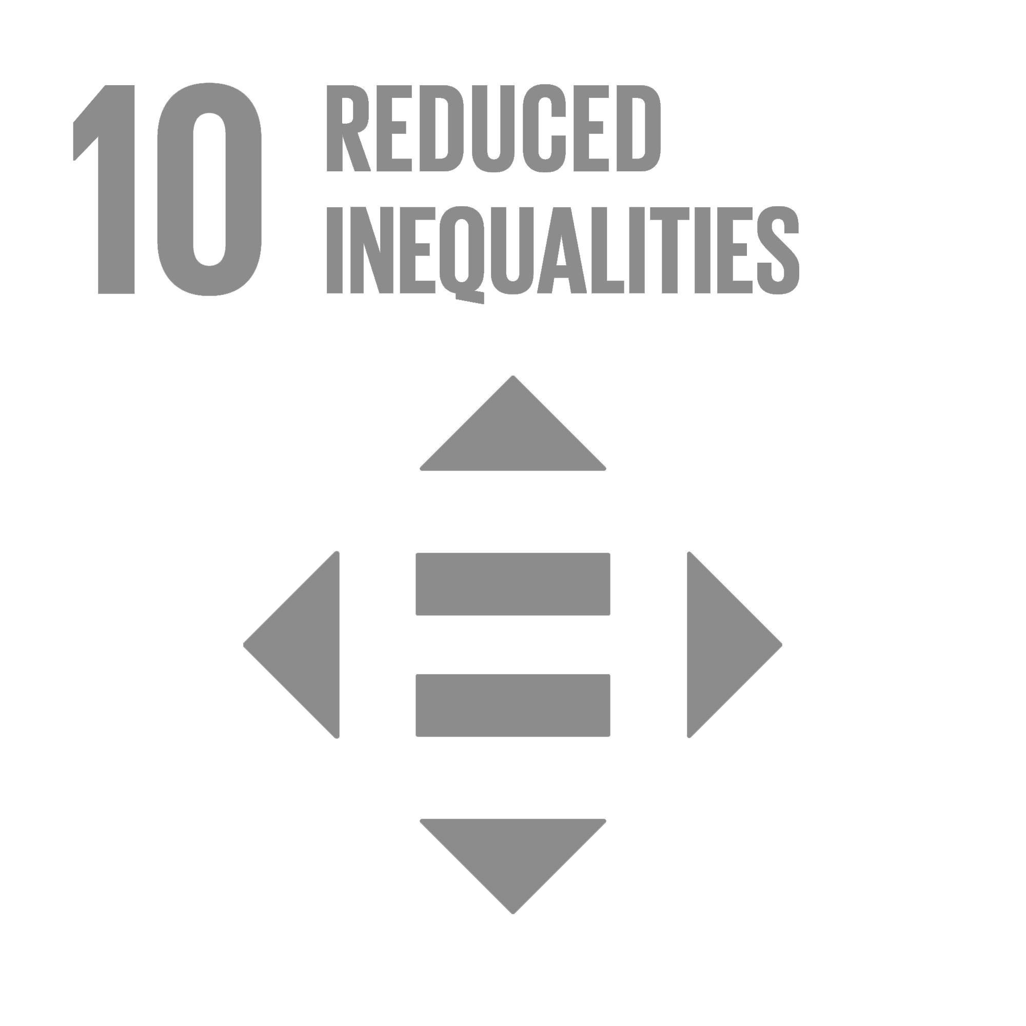 Global Goals Icon 10