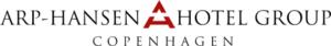 ARP-Hansen hotel group logo, digitalguest