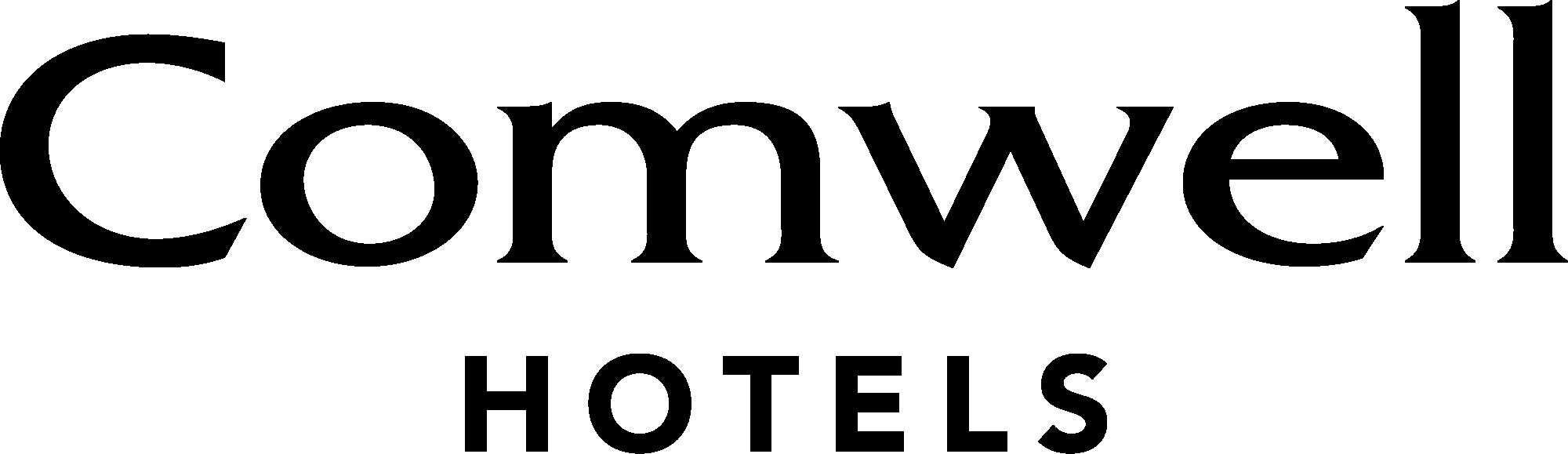 Comwell hotels logo, digitalguest